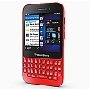 Unlocking by code Blackberry Q5